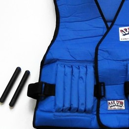 weighted vest All Pro Exercise Products