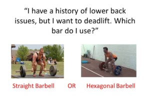 Deadlift bars