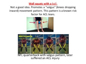 ACL risk factor